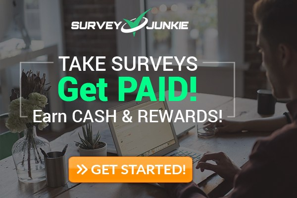 Survey Junkie -15 Best Ways To Make Money From Your Phone (Up to $1000)
