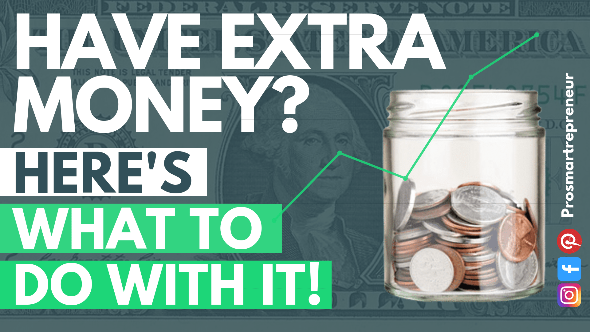 What to Do With Extra Money: 6 Methods for Smart Saving and Investing