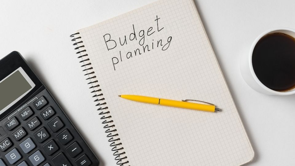 How to make a personal budget