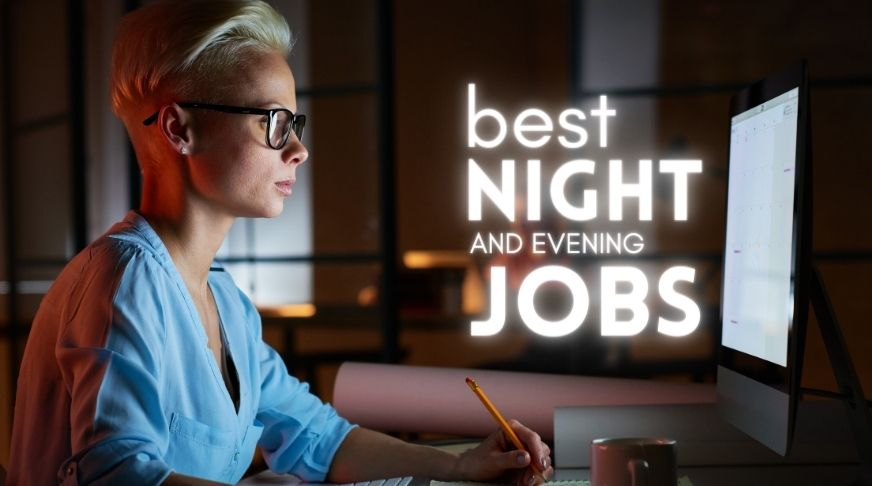 late night and evening jobs from home featured image